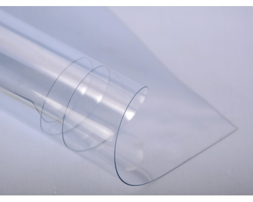 ПВХ плёнка прозрачная CRYSTI 500, 1.37х50 м