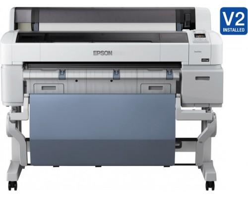 Пигментный широкоформатный принтер EPSON SURECOLOR SC-T5200