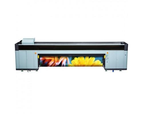 Рулонный широкоформатный УФ-принтер FLORA XTRA-3300L