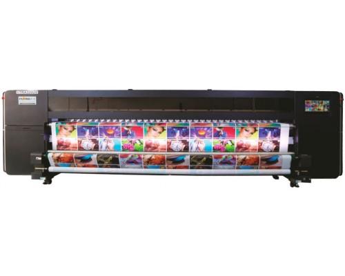 Рулонный широкоформатный УФ-принтер FLORA XTRA-320UV