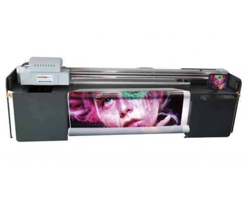 Гибридный широкоформатный УФ-принтер FLORA XTRA 2000HUV