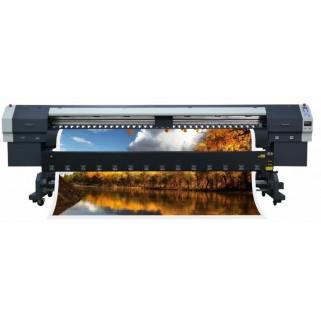 Экосольвентный широкоформатный принтер PROFIJET 320TS | Ширина печати 3,2 метра