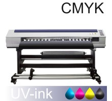 Рулонный широкоформатный УФ-принтер PROFIJET-4180UV (CMYK)