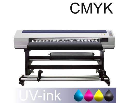 Рулонный широкоформатный УФ-принтер PROFIJET-4180UV