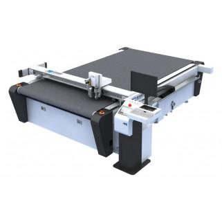 Планшетний режущий плоттер-каттер JWEI CB03II-2516-RM