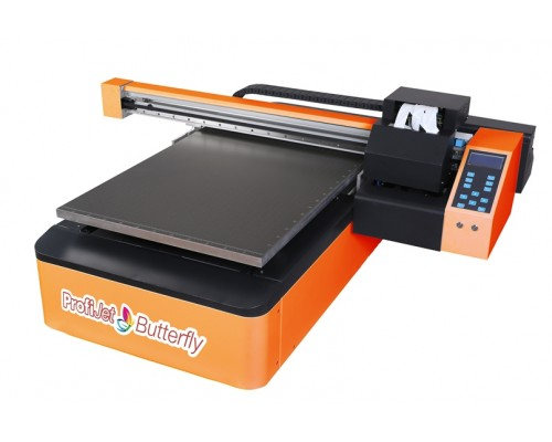 Планшетный сувенирный УФ-принтер PROFIJET BUTTERFLY А1  (600х900 мм)