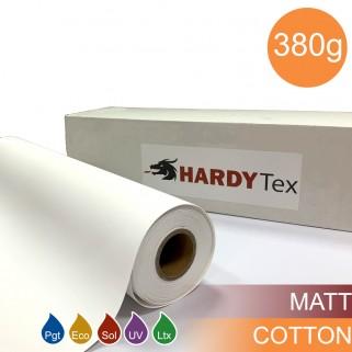380g ХОЛСТ COTTON MATTE (WP-620CAC). Натуральный хлопковый матовый холст для печати.