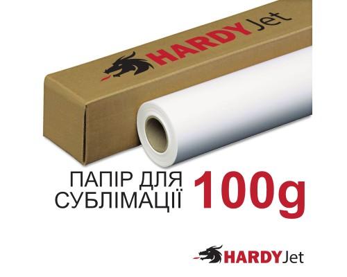 100g СУБЛИМАЦИОННАЯ БУМАГА HARDYJET