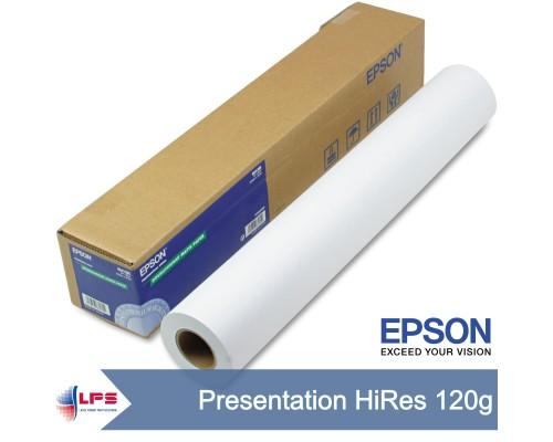 120g БУМАГА EPSON PRESENTATION PAPER HiRes