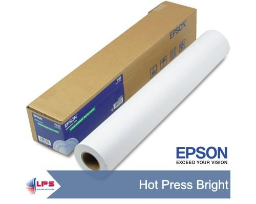 ФОТОБУМАГА EPSON HOT PRESS BRIGHT 300g