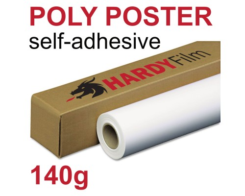 Пленка Poly Poster Self-adhesive, 140g (WP-120 MNL)