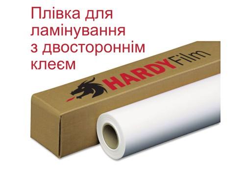 Пленка-скотч для холодной ламинации прозрачная с двухсторонним клеем (DSA-10)