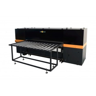 Гибридный широкоформатный УФ-принтер FLORA H20