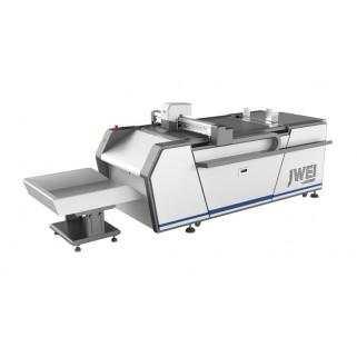 Планшетний режущий плоттер-каттер JWEI LST03-0806-RM