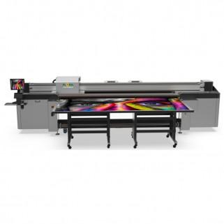 Гибридный широкоформатный УФ-принтер FLORA XTRA 3300HUV