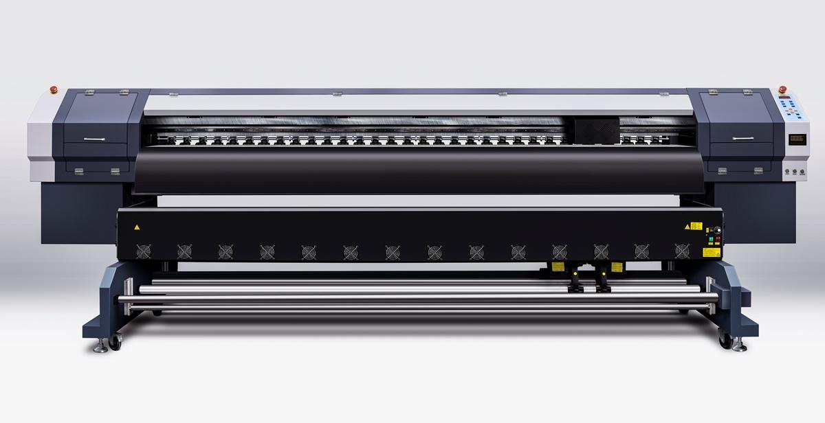 Широкоформатный Экосольвентный принтер Profijet 320TS Epson DX5 3,2 метра