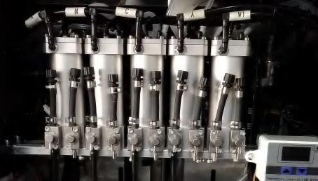 УФ-принтер Flora H20 Ricoh Gen5, Ricoh Gen6 Три ряда печатающих головок в шахматном порядке с поддержкой печати в режиме CWC