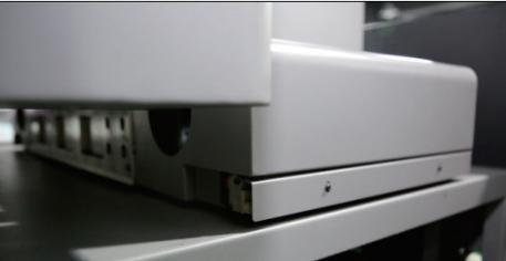 УФ-принтер Flora H20 Ricoh Gen5, Ricoh Gen6 Противоаварийный датчик и возобновляемая печать