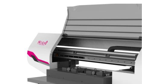 уф-принтер для печати на цилиндрических поверхностях