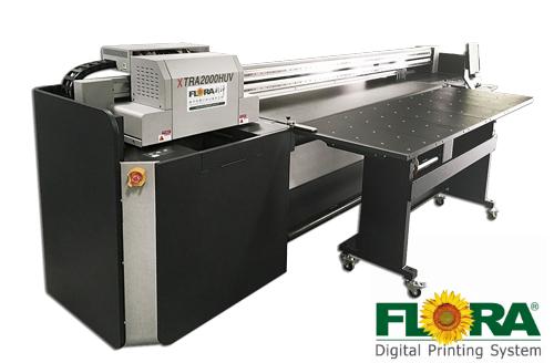 Flora xtra 2000 huv uv printer уф принтер